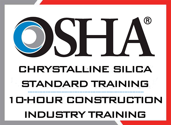 OSHA Training Certifications